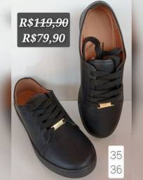 Promoção Sapato feminino VIZZANO