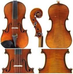 Violino antigo de autor alemão Giovanni battista Cerutti