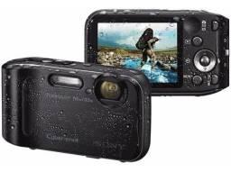 Câmera Digital Sony Dsc-tf1 16.1mpx (à prova d'água) - parcele em até 12x