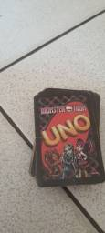 Título do anúncio: Uno jogo de cartas da Montserrat high