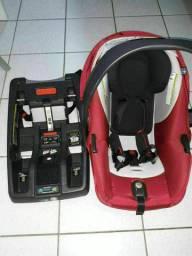 Bebê conforto + isofix. Excelente conservação. Apenas R$ 230
