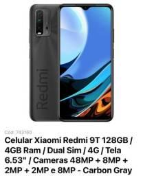 Xiaomi Redmi 9T 128gigas Zero