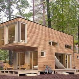 Casa Container.
