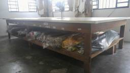 Mesa de Corte e Modelagem 4m x 1.85m