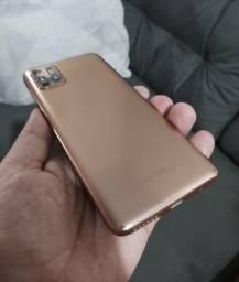 Moto G9 Plus Ouro Rose + NF E Garantia + Fone Lacrado !!!!!