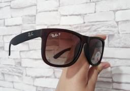 Título do anúncio: Óculos de Sol Ray Ban Masculino Esportivo Modelo Justin