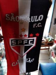 Toalha de banho do São Paulo