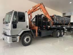 Título do anúncio: Ford Cargo 2428 6x2 Roll on C/Munck