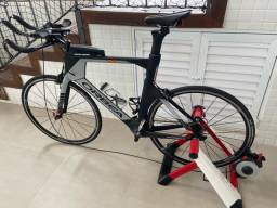 Bicicleta Triathlon Orbea Ordu + Rolo Elite