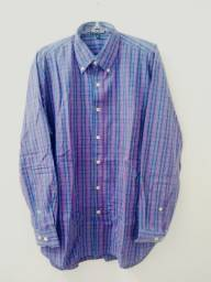 Vendo: Camisa Masculina - Marca: Yachtsman, Original - Tamanho: 3 (M) (Usada)