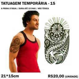 Tatuagem Temporária Sunrise