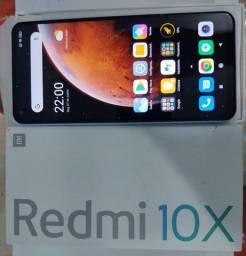 XIAOMI REDMI 10x4G 128G 4G RAM POUCO USADO.