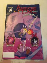 Hq Quadrinhos Hora da Aventura Adventure Time Inglês Ler descrição