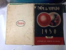 Livreto da Copa do Mundo 1950 (Réplica Fiel)