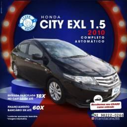 Título do anúncio: Honda City EXL 1.5 09/10