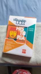 História Ser Protagonista BOX