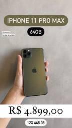 Título do anúncio: Iphone 11 Pro Max 64gb
