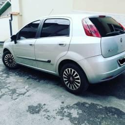 Fiat Punto - HLX 1.8, Flex - 2008 - Completo
