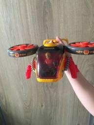 Helicóptero Vespa Imaginex