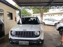Jeep Renegade Longitude  4X4 2016 diesel única dona