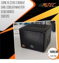 Core i5 / 8gb / ssd 120