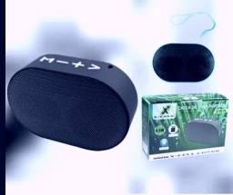 Mini Caixa De Som X-cell Portátil 4.5w Xc-ms-04
