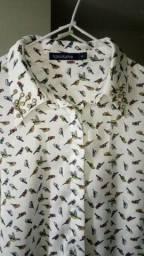 Camisa social femenina