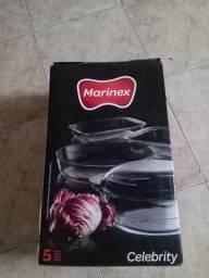 Conjunto marinex , 5 peças