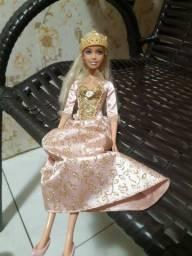 Linda Barbie Princesa