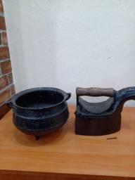Ferro e panela