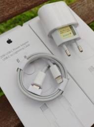 Carregador iPhone Apple Original 20W USB-C