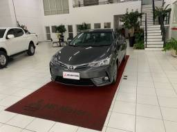 Título do anúncio: Toyota Corolla XEI Multi-Drive S Flex Cinza 2018/2019 Flex