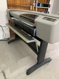 Plotter HP500 para Riscos Confecção