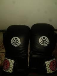 luva boxe/muay thai total fight