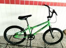 Vendo bicicleta aro 20 funcionando perfeitamente