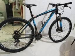 Título do anúncio: Bike MTB Specialized Rockhopper Aro 29- TAM.19