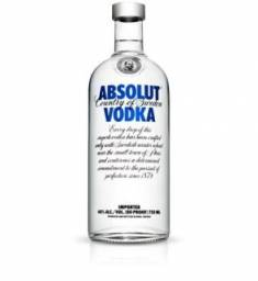 Vodka absolute 1lt