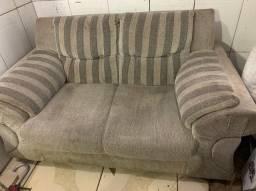 Conjunto de sofa de 2 e 3 lugares