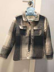 Camisa /casaco 5-6 menino