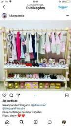 Araras de roupas whatsapp *