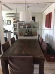 Mesa de jantar - Madeira de demolição