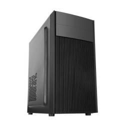Gabinete Mini Tower Atx 1 Baia Ultra Mx 2xusb+audio C/ Fonte
