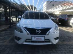 Título do anúncio: Nissan Versa SL 1.6 Alc/Gnv 2018 R$ 932,00  *