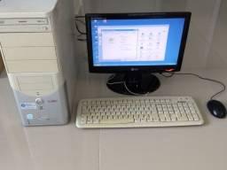 Computador Desktop Intel Celeron 2.8GHz completo