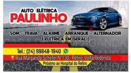 Título do anúncio: Auto Elétrica Paulinho em Volta Redonda
