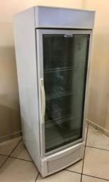 Visu dupla ação (Refrigera e congela)