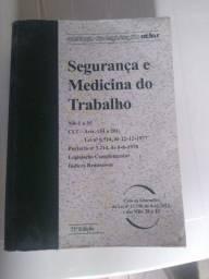 Livro segurança e medicina do trabalho, edição 71°