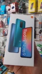 Xiaomi Redmi Note 9 128GB 4GB Ram (midnight Grey) Cinza Com NFC