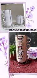 Conjunto de xícara