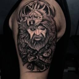 Tatuagens a partir de 100 reais